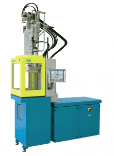 BOY INJECTION MOULDING MACHINE (MODEL 35AVV)