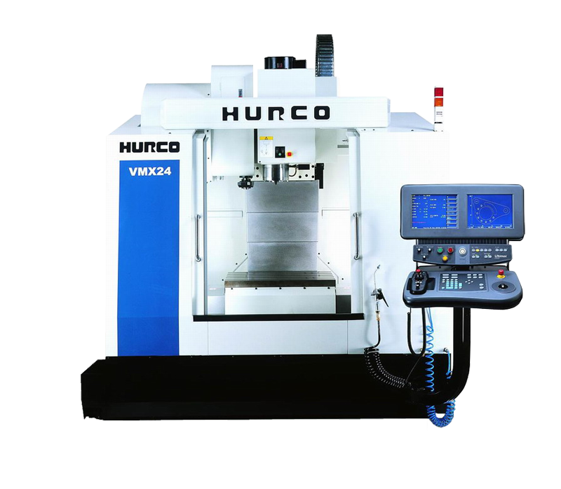 HURCO 3-AXIS MILLING MACHINE (MODEL VMX24)