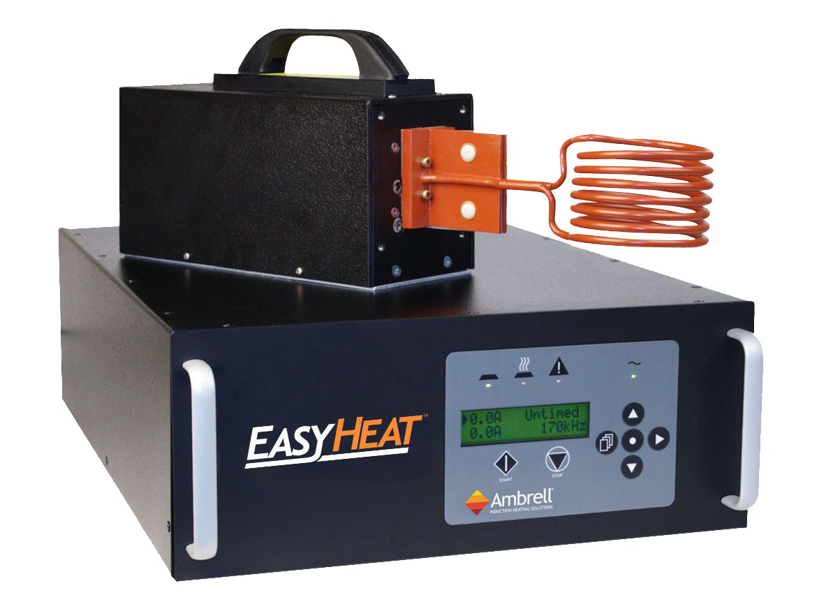 AMBRELL EASYHEAT INDUCTION SOLDERING MACHINE
