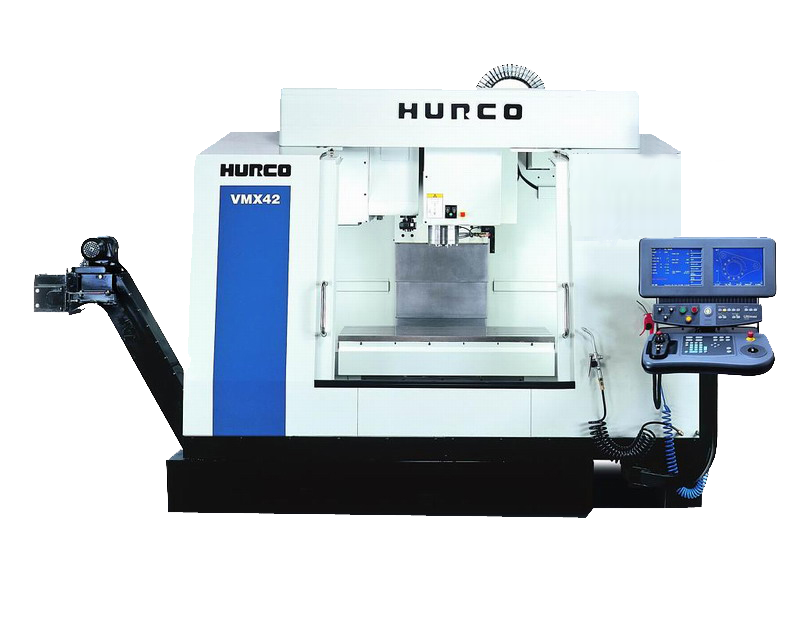 HURCO 3-AXIS MILLING MACHINE(MODEL VMX42)